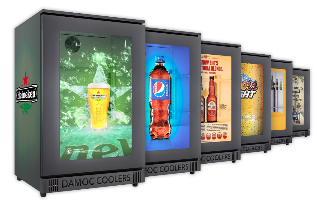 MIX glass froster cooler