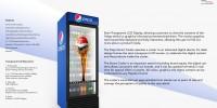 Semi-Transparent LCD Display Refrigerator3