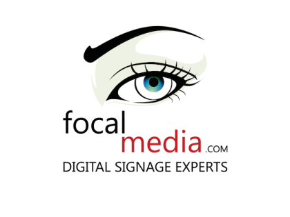 Focal Media New Logo