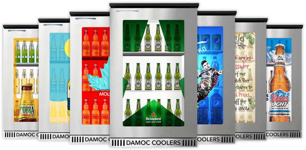 MIX bottle cooler