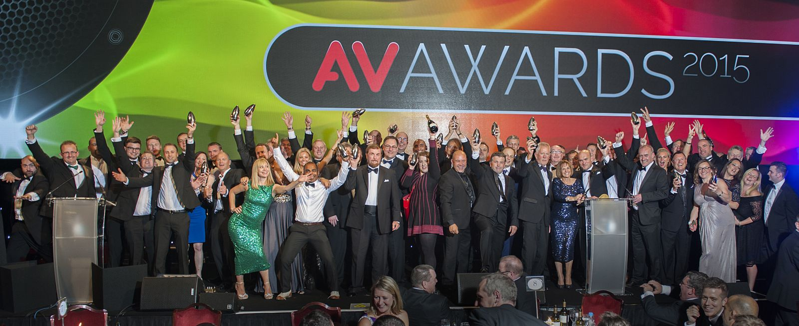 AV Award 2015 - Best Retail Project of the year 2015